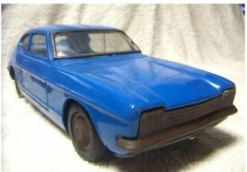 ford capri time thing 28cm minicar showa