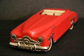 ford tin wind up toy pre war germany d 3150