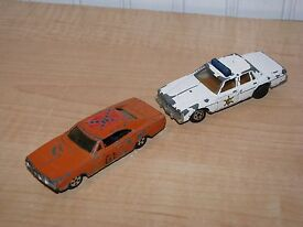 ertl the dukes of hazzard dodge charger and