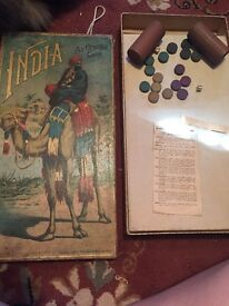 antique mcloughlin brothers india an