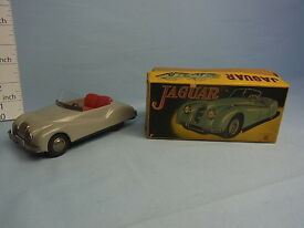 tin japanese jaguar boxed ems