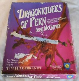 mayfair games drgaonriders of pern game