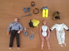 2x action fig complements outfits spain