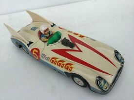 tin toy rare mach soft tin friction