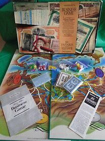 business board game 1972