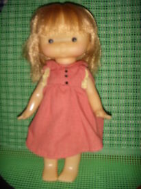 ktc 1975 rare 11 holly hobbie doll tiawan