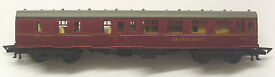 playcraft jouef restaurant dining car coach