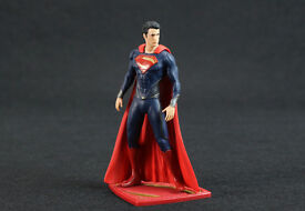 dc comics justtice league man of steel with