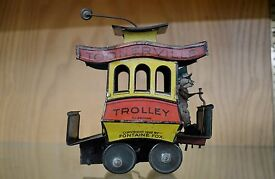 toonerville trolley made in germany 1922