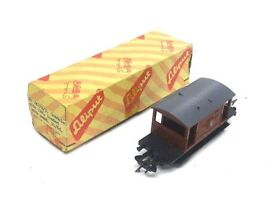 jouef playcraft brake van wagon rolling