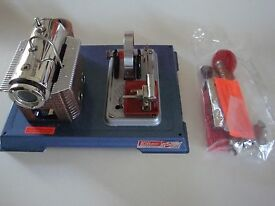 d8 steam engine new in box parts factory