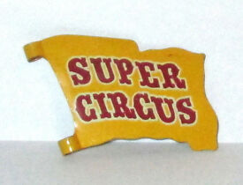 1950 s marx super circus playset part piece