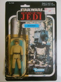 vintage at st driver rotj recard no weapon