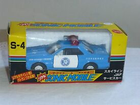 sonic mobile skyline service car jaf scale 1