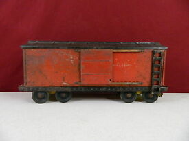 cor cor train boxcar
