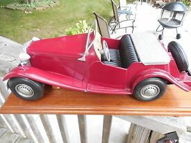 vintage 1950 s doepke mg convertable by