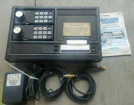 classic coleco vision game system with games