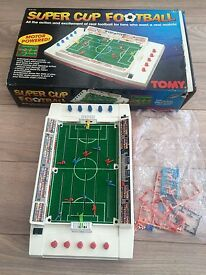 tomy super cup football battery operated