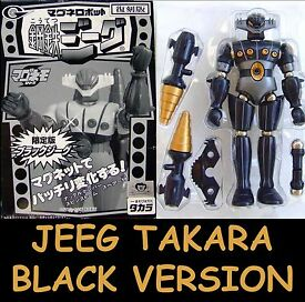 jeeg robot new takara black version