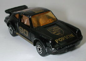 matchbox superfast no 3 porsche turbo