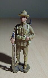 frontline ww1 us army infantry soldier 1918