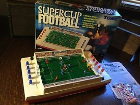 super cup football battery operated game
