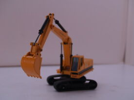 1 50 scale cat 225 track hoe