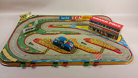 tin grand prix track for parts repair one