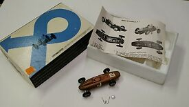 vintage 1 32 scale brm f1 slot car with box