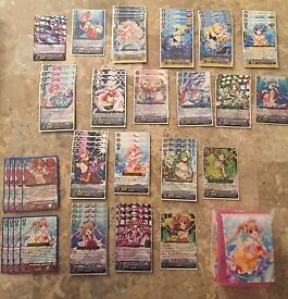 cardfight prism bermuda triangle deck with