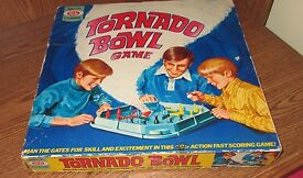 vintage tornado bowl game by ideal family