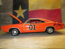 ertl 1969 dodge charger dukes of hazzard