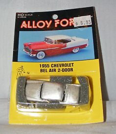 ho scale alloy forms 1955 chevrolet h 2020