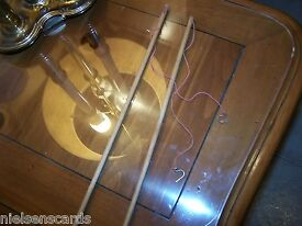 antique 1890 brothers fishing poles for fish