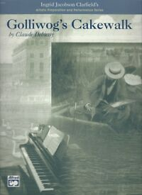 s cakewalk by claude debussy artistic