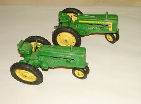 1960 s diecast john deere tractor collection