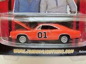johnny lightning dukes of hazzard general