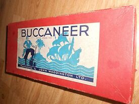 buccaneer board game excellent condition
