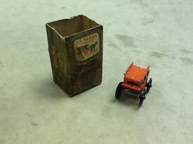 diecast tv series no 2 box with kansas stage