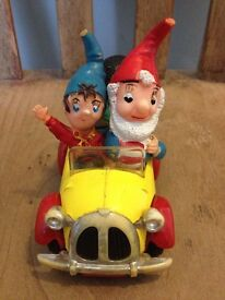 vintage corgi noddy toy noddy s car with