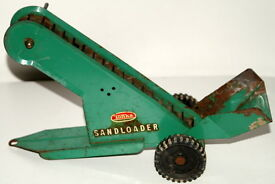 1950 s tonka toys mound sand loader pressed