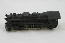 vintage marx diecast locomotive engine 666