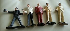 s james bond figures