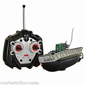 radio remote control german u boat mini rc