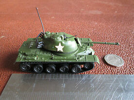 vintage t412 patton tank army military hong