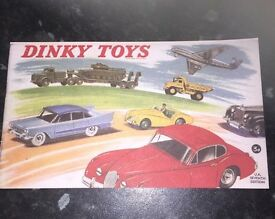 atlas editions dinky toys reproduction