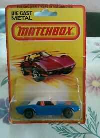 vintage 1980 matchbox lesney superfast no 1