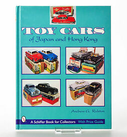 antique tin toy book cars hong kong japan
