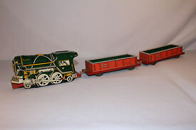1950 s windup train set original