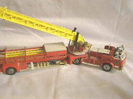 corgi major toys britain american lafrance